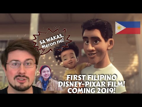 Disney-Pixar's FIRST FILIPINO Film!? And Why It's Important|| @Puting Pinoy W/Frank Bernard