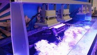 Diy Led Reef Light Stand
