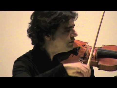 O. Messiaen:  Praise to the Immortality of Jesus - Cesare Zanetti violin, Ernesto Moretti piano