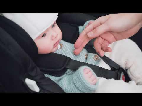 Axkid Modukid Infant - Installationsfilm