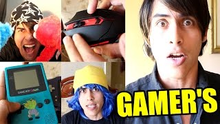 COMO SER GAMER EN 7 PASOS | Otra Vez Lunes Show