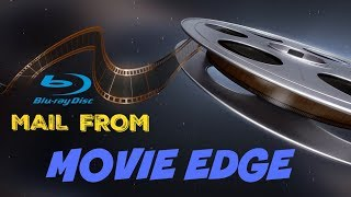 BLU RAY MAIL FROM MOVIE EDGE/DIGITAL CONTEST ANNOUNCED.9/25/18