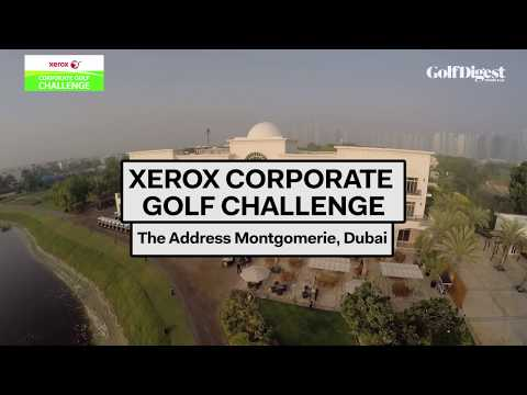 "Xerox Corporate Golf Challenge - 'Race to Earth"" qualifiers end at The Montgomerie"