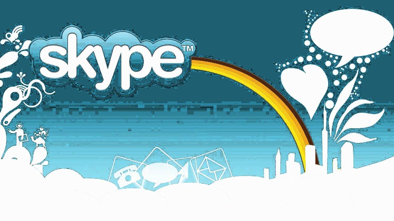 Skype Mädchen