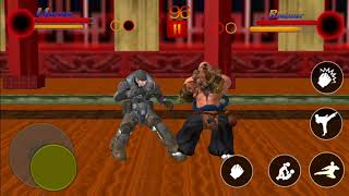 Marcus vs Bladder #39 SuperHeroes Street Fighter   Modern Fighting Games