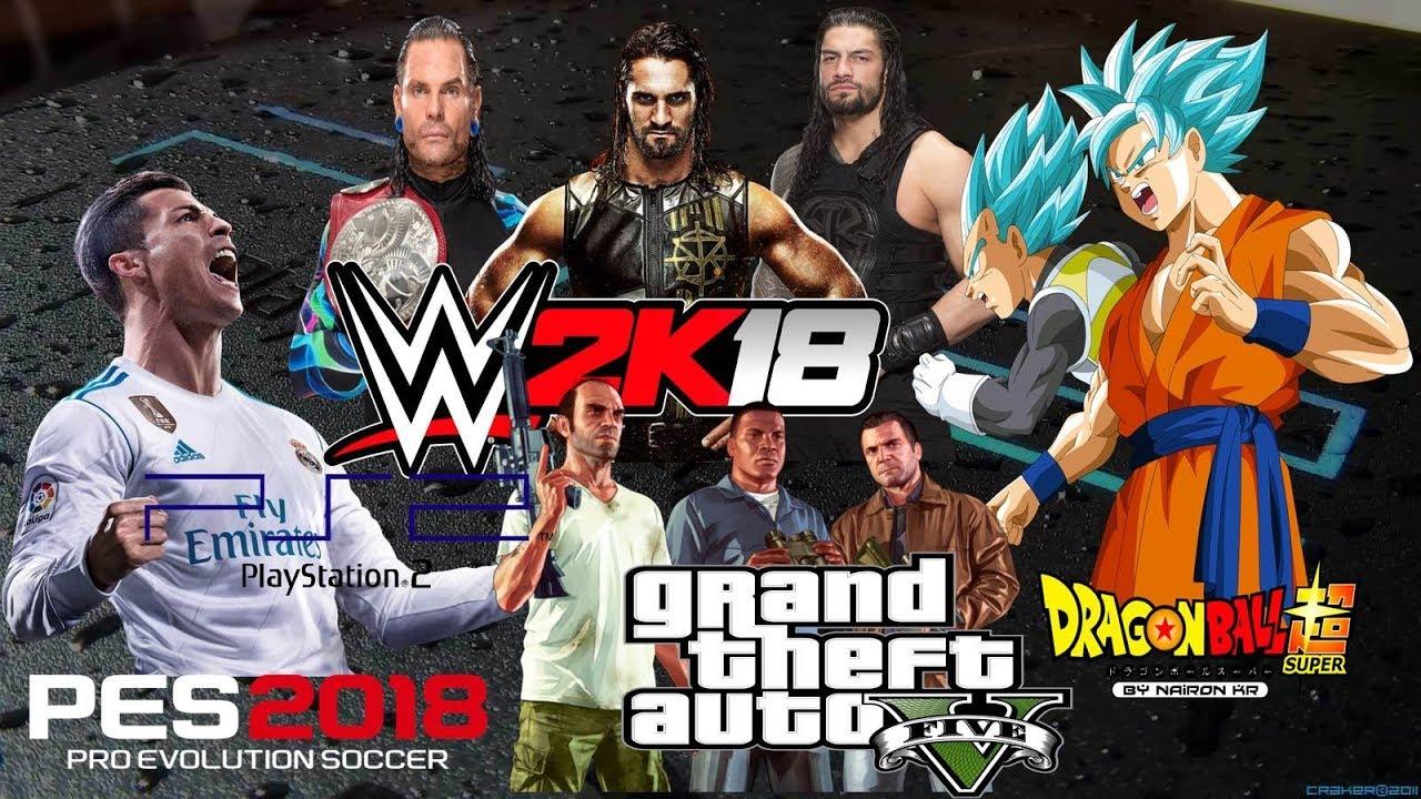 Nuevos Juegos 2018 Para Play Station 2 Proximos Lanzamientos Ps2