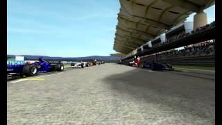 full Race 1999 Sepang Malaysian Grand Prix Mod Formula 1 Season laramente alguma atenção às faixas F1 Challenge 99 02 game year F1C 2 GP 4 3 World Championship 2012 2013 2014 2015 20 44 15 62 3