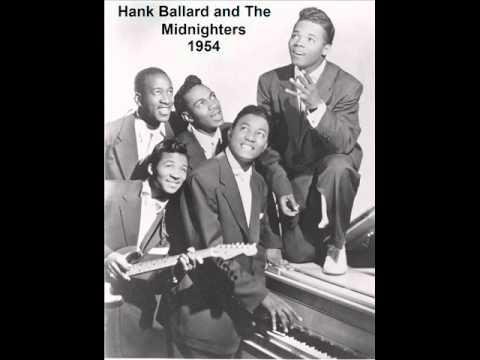 Hank Ballard & The Midnighters  In The Doorway Crying