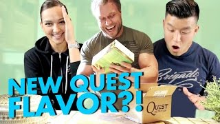 YouTubers React to New Quest Bar Flavor!