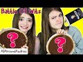 BATTLE OF WITS PIE CHALLENGE!!  Who Can Keep A Straight Face? /AllAroundAudrey