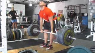 Josh Schwind 195kgx12