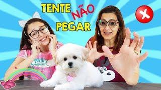DESAFIO TENTE NÃO PEGAR (TRY NOT TO CATCH CHALLENGE) | Luluca