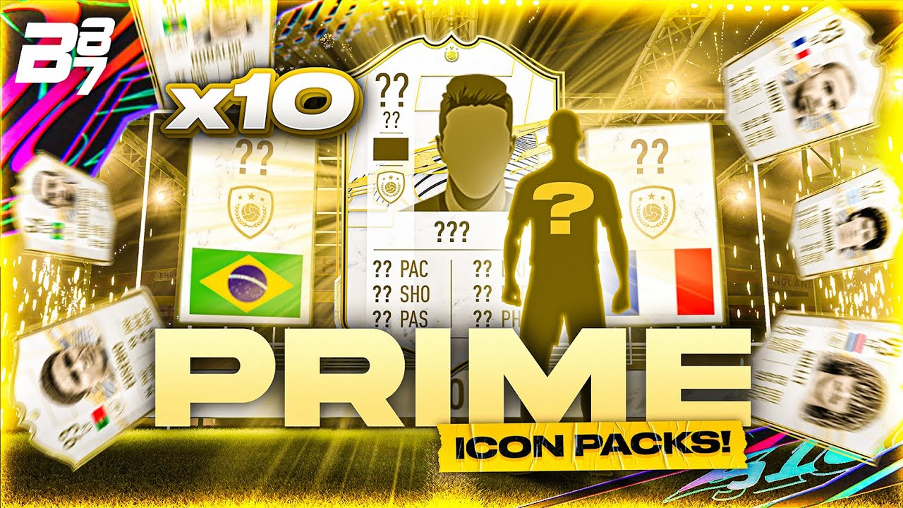 Download 10 X PRIME ICON UPGRADE PACKS! | FIFA 21 ULTIMATE TEAM