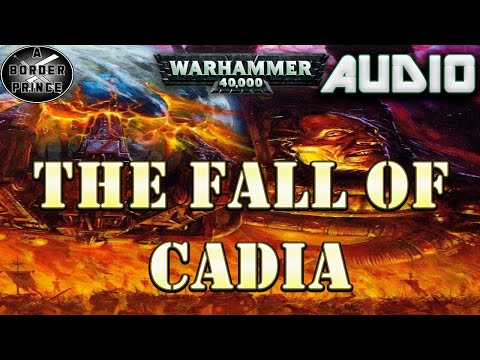 The Gathering Storm 1: The Fall Of Cadia