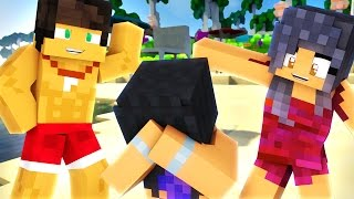 Boy-Shopping | Love~Love Paradise MyStreet [S2:Ep.6 Minecraft Roleplay]