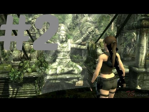 Tomb Raider: Underworld [Chapter 2: Coastal Thailand] Full Walkthrough and All collectibles