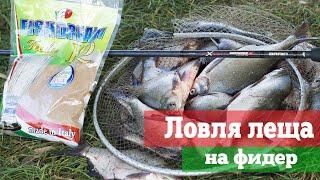 Ночная ловля леща на фидер/рыбалка в Харьковской области