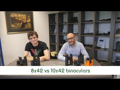 8x42 VS 10x42 binoculars | Optics Trade Debates