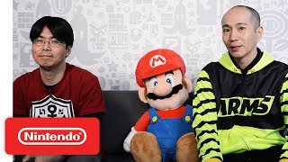 Developer Head to Head Gameplay with Mr. Nogami & Mr. Yabuki