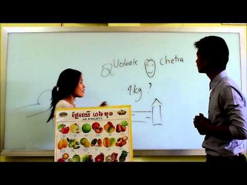 Tiếng Khmer bài 4