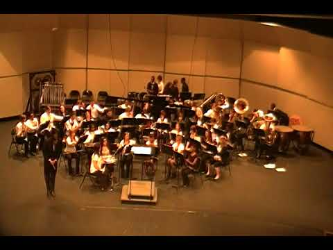 Chattanooga Central High School Concert Band 3-1-2012 @UTC