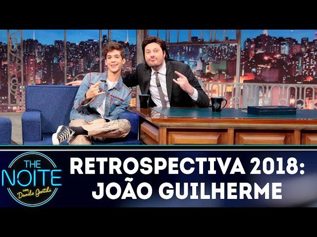 Retrospectiva 2018: João Guilherme | The Noite (15/02/19)