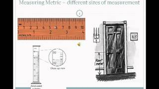 Unit 1 VL -Intro to Metric System