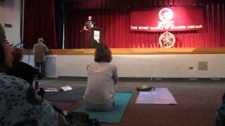 Perpetual Meditation:  Kemetic/African Contributions to Yoga