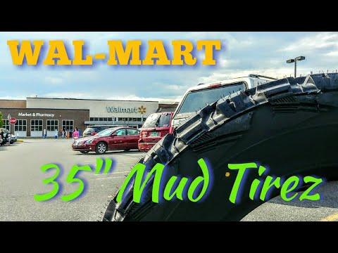 Wal-Marts Mud Tires for cheap