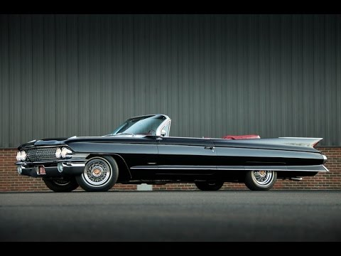 1961 Cadillac Series 62 Convertible FOR SALE - YouTube