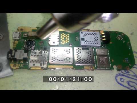 NOKIA 2700c dead repair