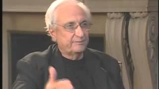 "Frank Gehry ""do You Have Any Advice For The Young Architects?"""