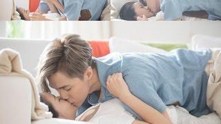 張敬軒 Hins Cheung 風起了MV拍攝花絮