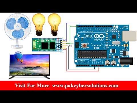 Home Automation with Android and Arduino Yún – Using ...