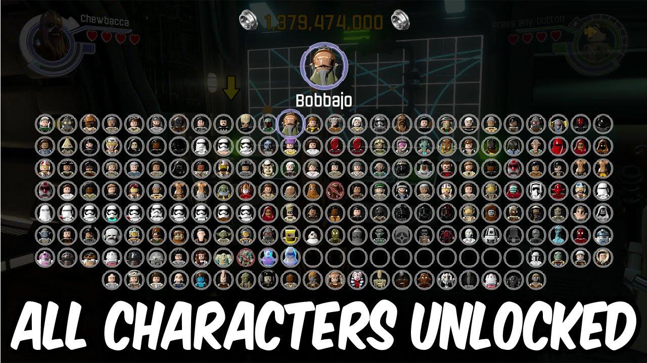 lego star wars characters wwwpixsharkcom images