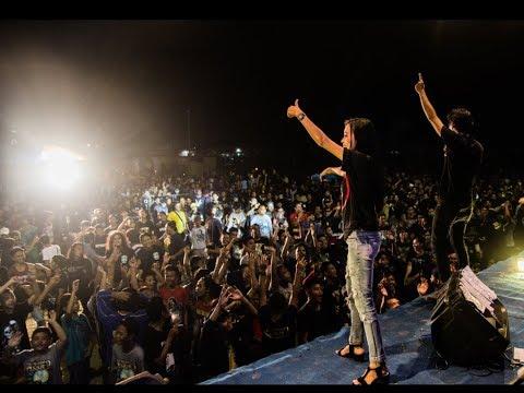 Jaran Goyang Ska Reggae - penonton  kayak kesurupan tawuran semua