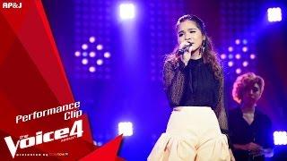 The Voice Thailand - แตงโม ภัทรา - อนิจจาทิงเจอร์ - 15 Nov 2015