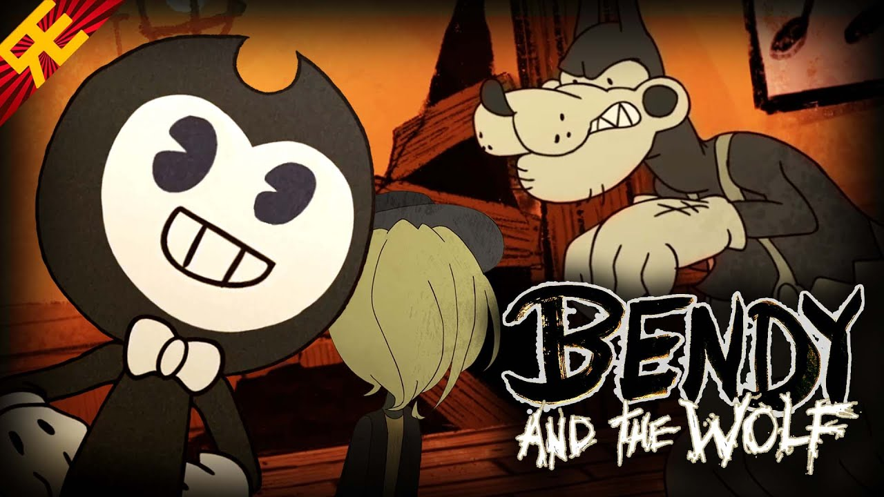 Download BENDY AND THE WOLF (feat. MatPat) [by Random Encounters]
