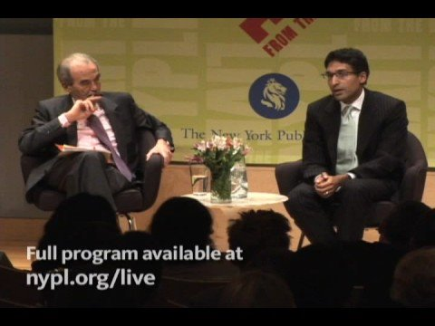 Robert Badinter & Neal Katyal | LIVE from the NYPL