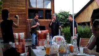 Oslava narozenin - Karaoke 1