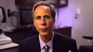 Laser Iridotomy procedure with Stanley Berke, MD
