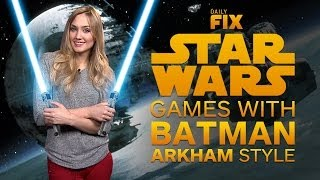 facebook buys oculus vr star wars games with batman style ign daily fix 03 25 14