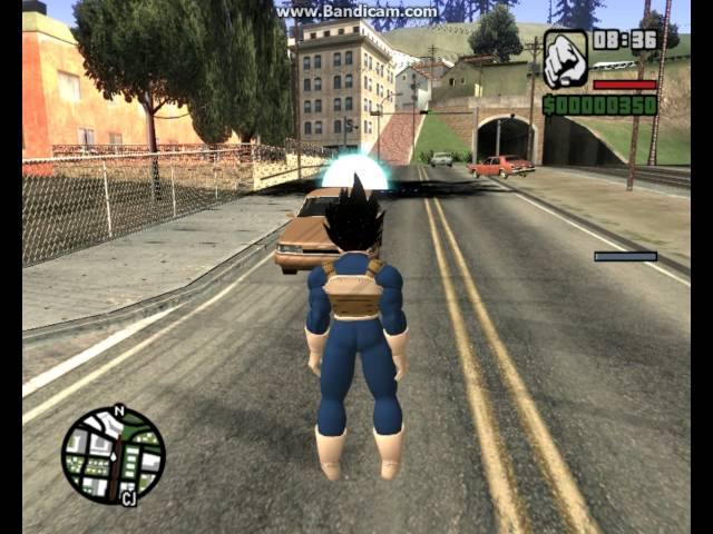 gta san andreas vegeta skills new sound Travel Video