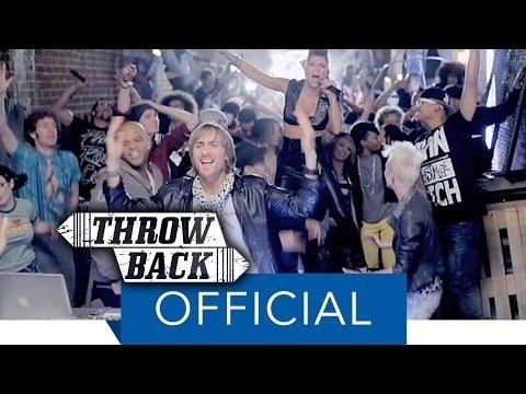 David Guetta & Chris Willis ft. Fergie & LMFAO - Gettin' Over You (Official Video) I TBT
