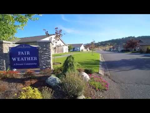 Fair Weather, a private community in Sequim, WA
