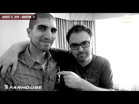 MMA Fighting Archives: Backstage with Mauro Ranallo