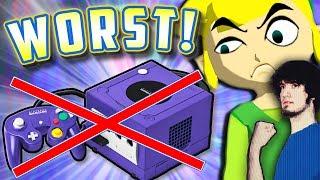Top 10 WORST Nintendo GameCube Games! - PBG