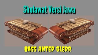 Sholawat Terbaru Thola'al Badru - Versi Kendang Kenong Gong - Bass Antep Gleerr