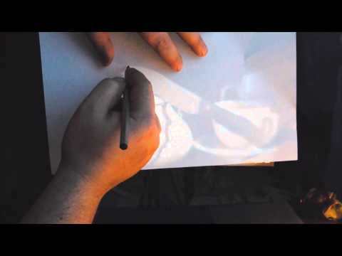 Как сделать шаблон ножа ,по фото из интеренета