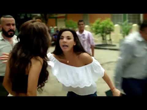 SIN SENOS SÍ HAY PARAÍSO I Daniela golpea a Catalina M. !